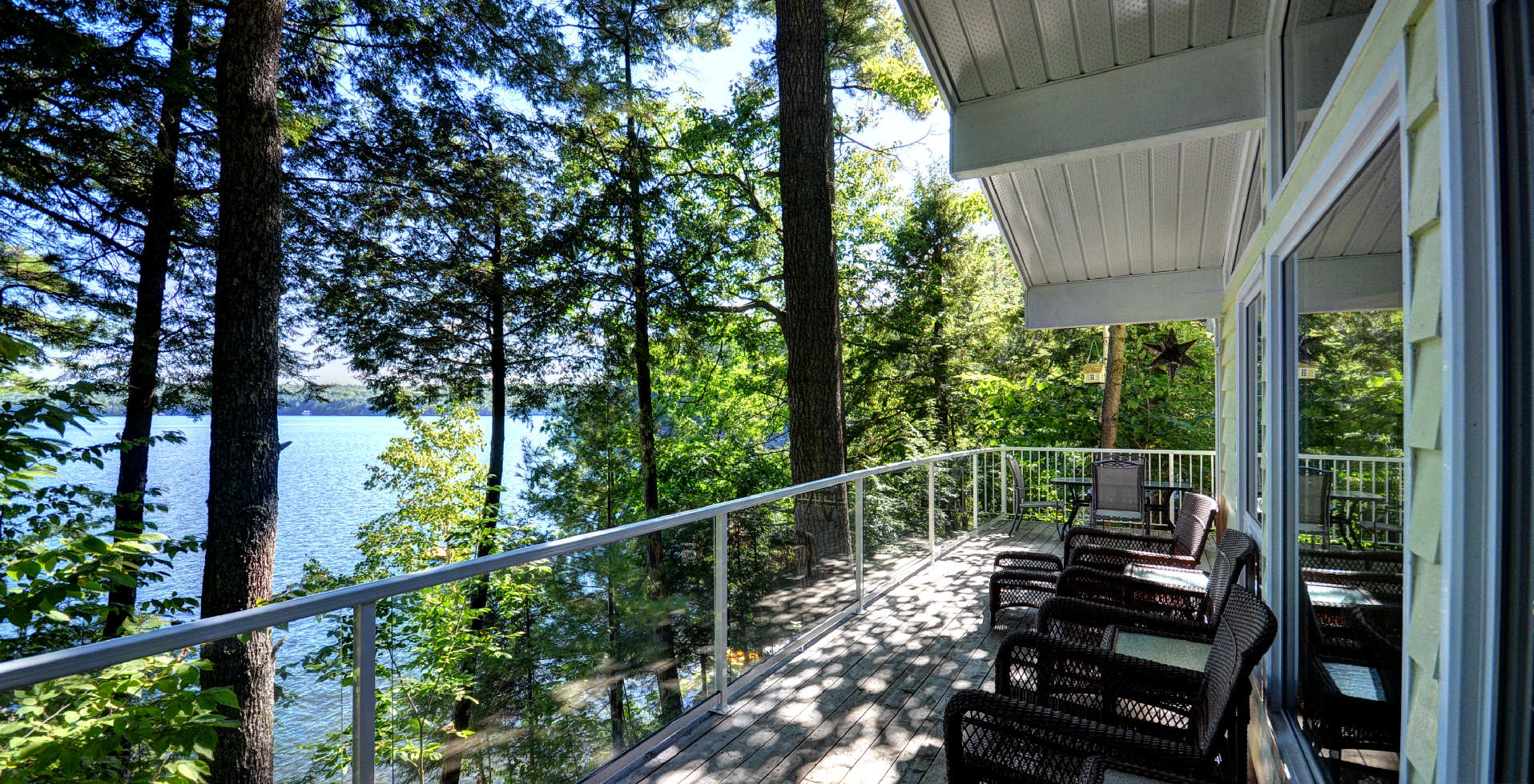 Lake Rosseau waterfront real estate